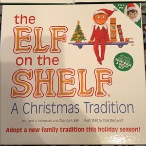 Other - Brand new Elf on a Shelf